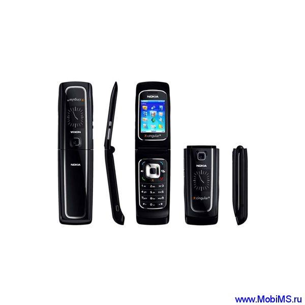 Прошивка для Nokia 6555 RM-271 Gr.RUS sw-03.46_v7