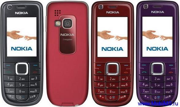 Прошивка для Nokia 3120 Classic RM-364 FW-10.00 Light