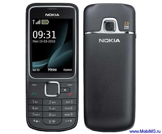 Прошивка для Nokia 2710 (Navigation Edition) RM-586 Gr.RUS sw-09.69