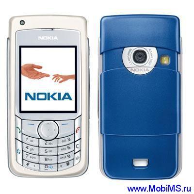 Прошивка для Nokia 6681 RM-57 RUS sw-7.11.00