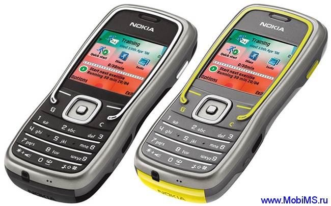 Прошивка для Nokia 5500 RM-86 15.0 RUS sw-04.60 Light