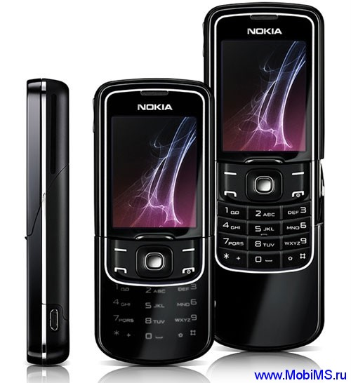 Прошивка для Nokia 8600 Luna RM-164 RUS 04.04 Light