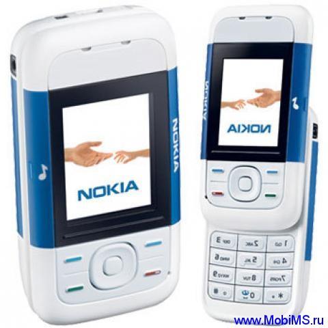 Прошивка для Nokia 5200 RM-174 10.00 RUS sw-07.20 Light