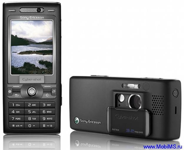 Прошивки для Sony Ericsson K800