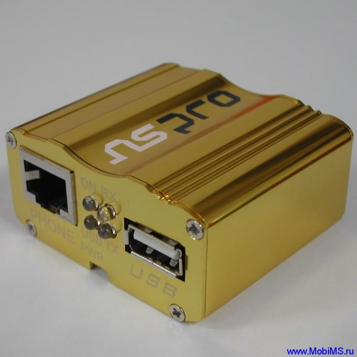 Обновленная версия ПО NsPro 6.1.6 предоставляет пользователям поддержку моделей Samsung T679, N7000, I777, E1195, E1180.