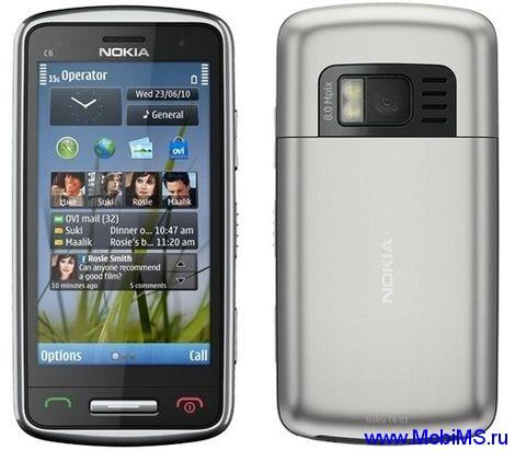 Прошивка для Nokia C6-01 RM-718 Gr.RUS sw-022.014