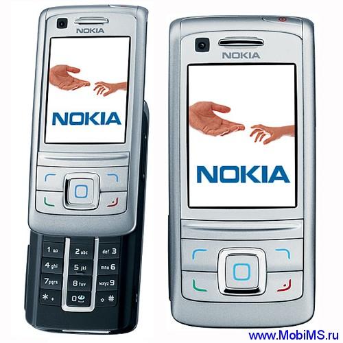 Прошивка для Nokia 6280-6288 RM-78 FW-06.43 Light