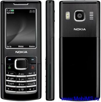 Прошивка для Nokia 6500 classic RM-265 v.10.50