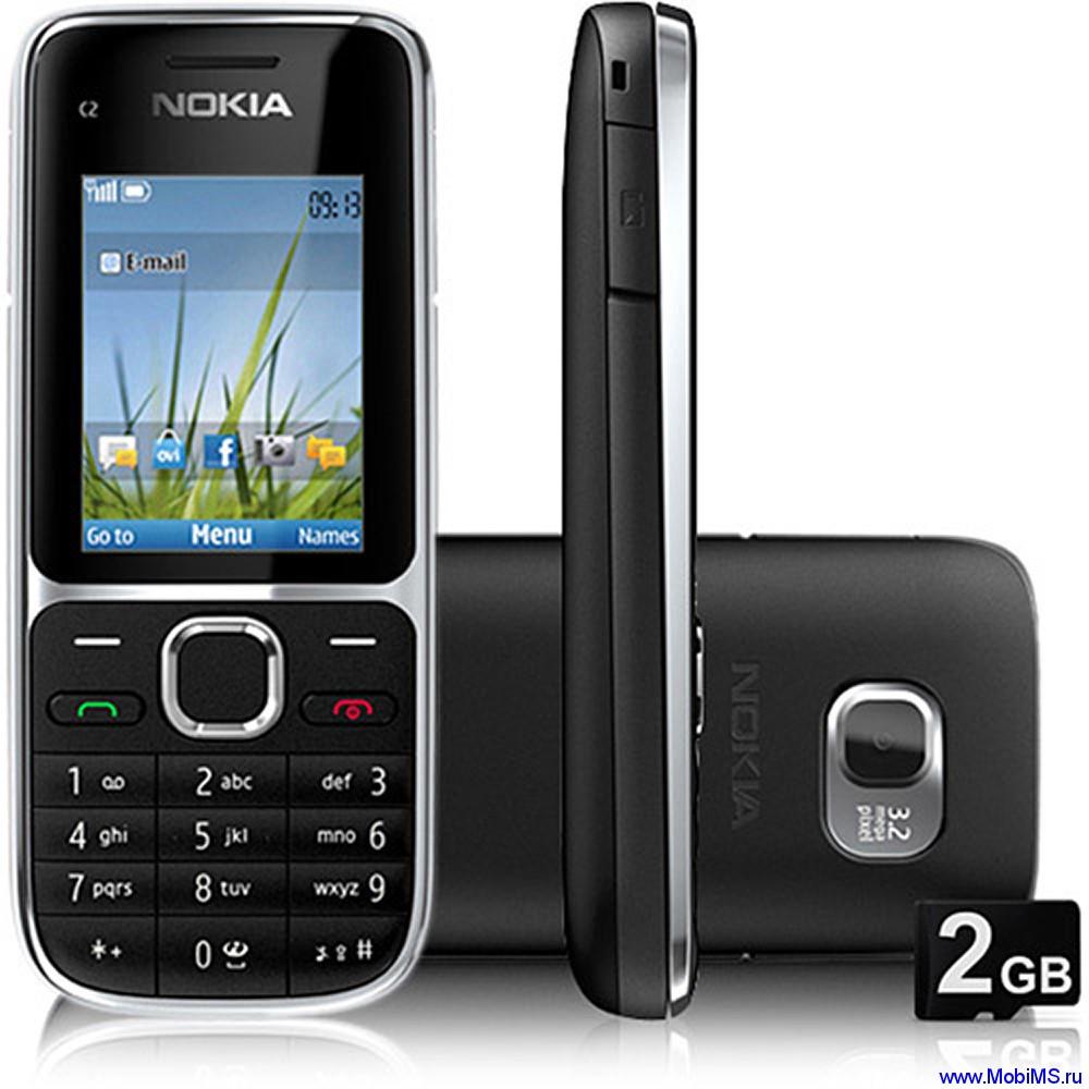Прошивка для Nokia C2-01 RM-721 Gr.RUS sw-11.10