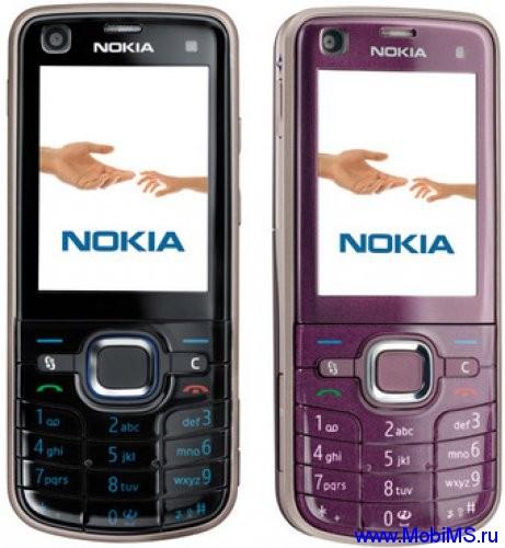 Прошивка для Nokia 6220c-1 classic RM-328 RUS 05.15 Light