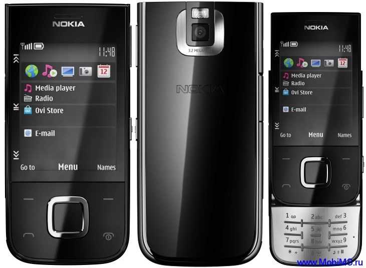 Прошивка для Nokia 5330 Mobile TV Edition RM-615 Gr.RUS sw-06.80 v1
