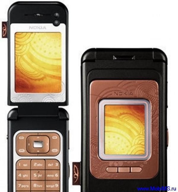 Прошивка для Nokia 7390 RM-140 RUS sw-04.51 v138