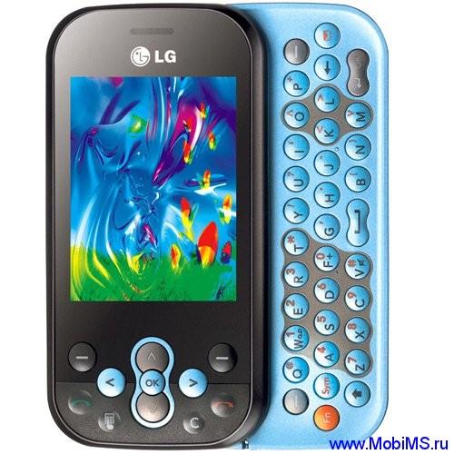 Прошивка для LG GT370 (GT370AT-00-V10a-740-01-MAY-24-2010+0)