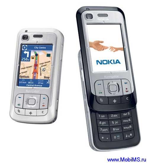 Прошивка для Nokia 6110 Navigator RM-122 Gr.RUS sw-06.02_v17