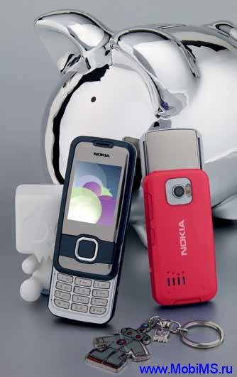 Прошивка для Nokia 7610 Supernova RM-354 Gr.RUS sw-07.23 v6.0
