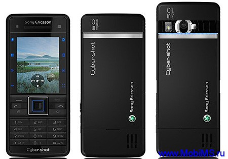 Прошивки для Sony Ericsson С902