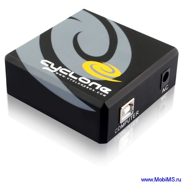 Cyclone Box Main Module 1.0.0.11795
