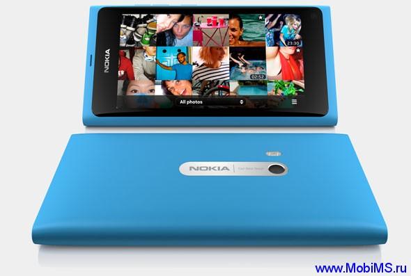 Прошивка для Nokia N9-00 RM-696 Gr.RUS sw-20.2011.40-4