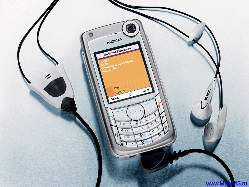 Прошивка для Nokia 6680 RM-36 RUS sw-5.04.40 v9