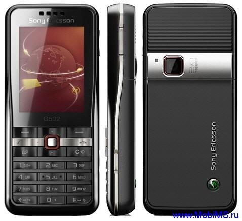 Прошивки для Sony Ericsson G502