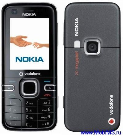 Прошивка для Nokia 6124 Classic RM-422 RUS sw-05.22 v10.0