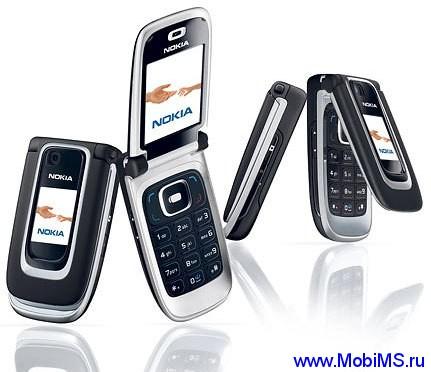 Прошивка для Nokia 6131 RM-115 5.10 RUS UA sw-06.60 Light
