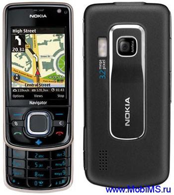Прошивка для Nokia 6210 Navigator RM-367 Gr.RUS sw-05.16