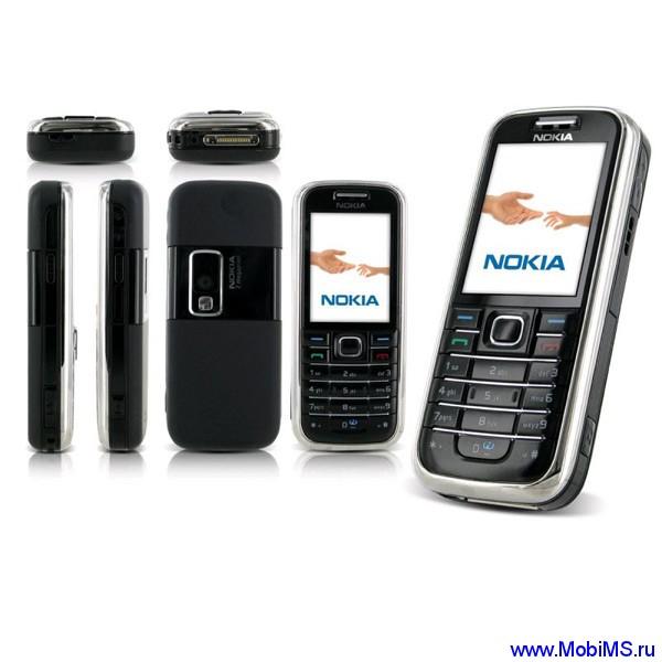 Прошивка для Nokia 6233 RM-145 05.60 Light