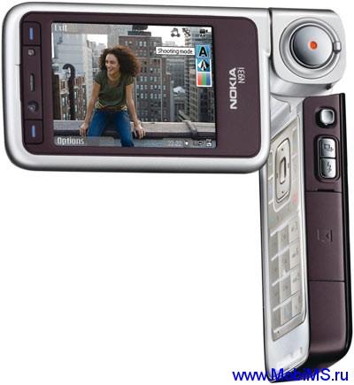 Прошивка для Nokia N93i RM-156 4.0 RUS sw 30.0.013 v4 Light