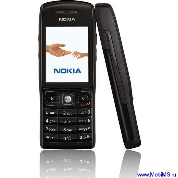 Прошивка для Nokia E50 RM-170 FW-07.36.0.0 Light