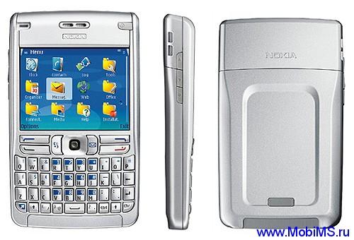 Прошивка для Nokia E61 RM-89 3.0 RUS sw-3.0633.09.04