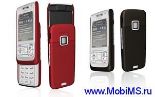 Прошивка для Nokia E65 RM-208 RUS 4.0633.74.00 v8.0