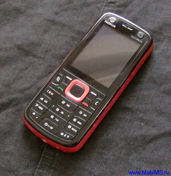 Прошивка для Nokia 5320 XpressMusic RM-409 RUS 05.16