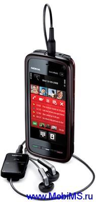 Прошивка для Nokia 5800 XpressMusic RM-356 Gr.RUS sw-60.0.003