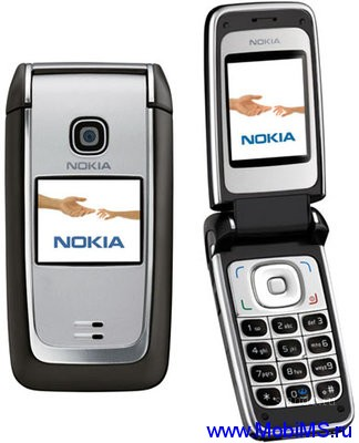 Прошивка для Nokia 6125 RM-178 RUS sw-05.43 Light
