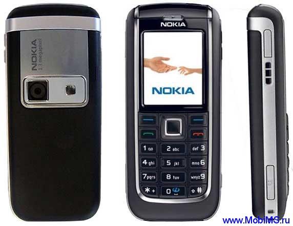 Прошивка для Nokia 6151 RM-200 86.0 RUS sw-04.10Light