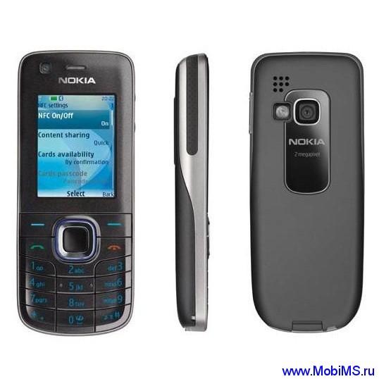 Прошивка для Nokia 6212 Classic RM-396 Gr.RUS sw-06.20