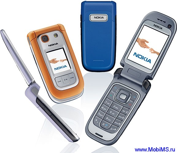 Прошивка для Nokia 6267 RM-210 RUS sw-05.20 v11