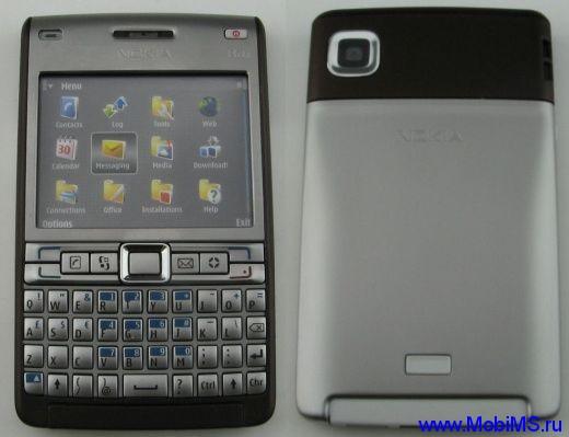 Прошивка для Nokia E61i RM-227 7.0 RUS sw-3.0633.69.00