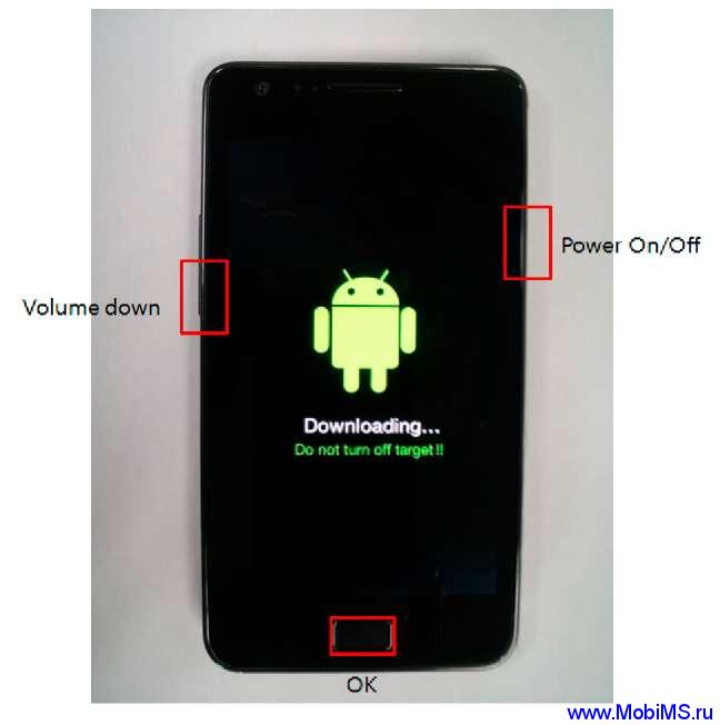 Инструкция по прошивке Samsung GT-I9100 Galaxy S II