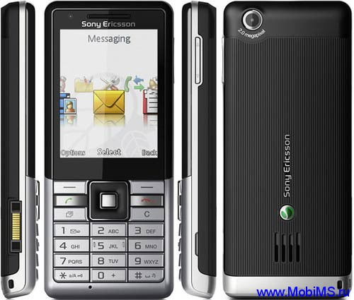Прошивки для Sony Ericsson Naite J105