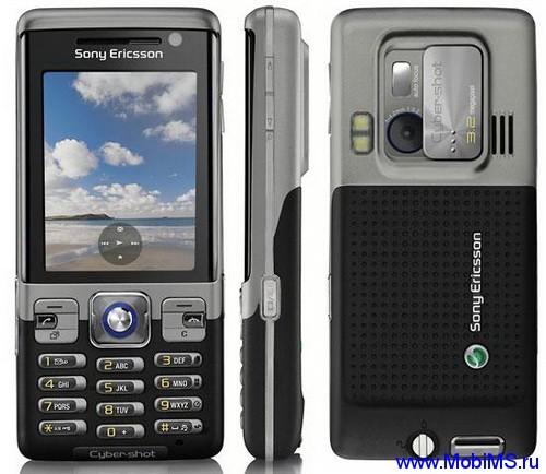 Прошивки для Sony Ericsson С702