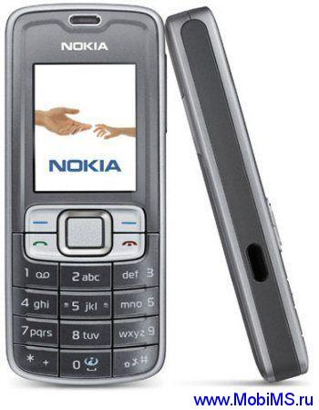 Прошивка для Nokia 3109c RM-274 RUS 7.00 sw-07.21 Light