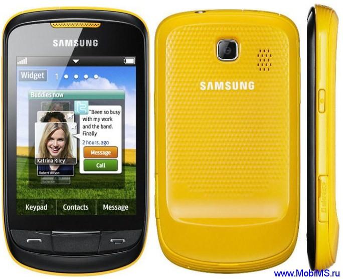 Прошивка для Samsung Corby II GT-S3850 (S3850JPKD1_OJPKD1)