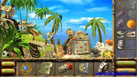 Скачать Treasures of Mystery Island - тайны острова для android