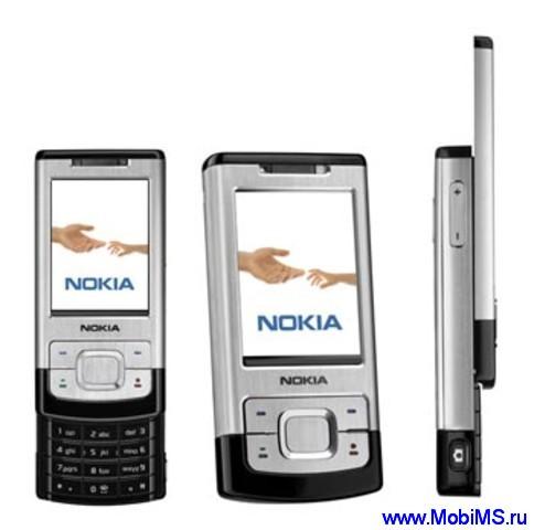 Прошивка для Nokia 6500 slide RM-240  v 12.35