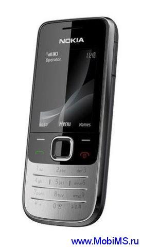 Прошивка для Nokia 2730c RM-578 Gr.RUS sw-10.45 v7.0