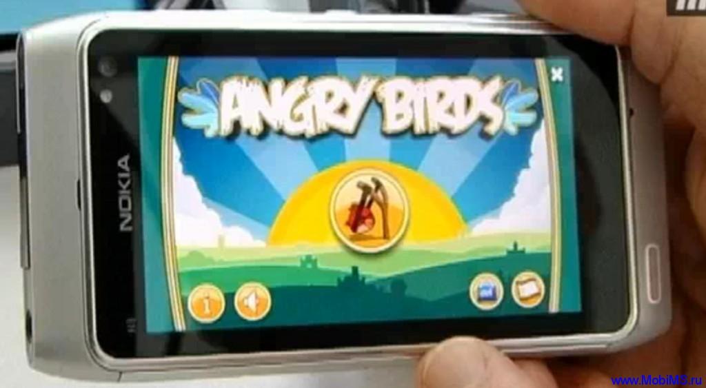 Игры для телефонов Nokia 5800, C6, C7, E7, X7, N8 + программы для взлома сертификатов Symbian OS