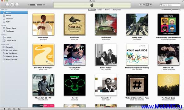iTunes 10.5.2.11