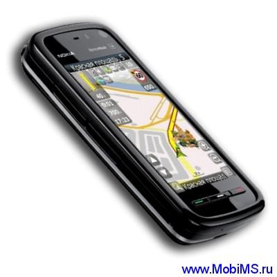 Навител 5 Для Symbian с Картами России Украины Белоруси Казахстана